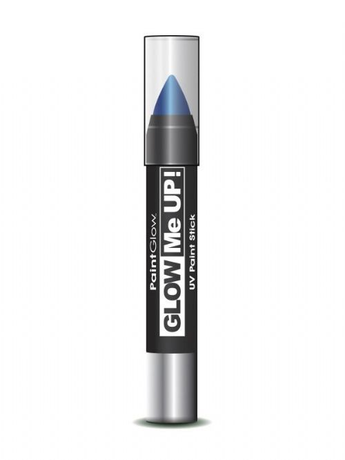 Glow Me Up - UV Paint Stick - Blue
